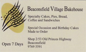Beaconsfield Village Bakehouse